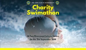 Charity Swimathon @ Two Riversmeet Leisure Centre