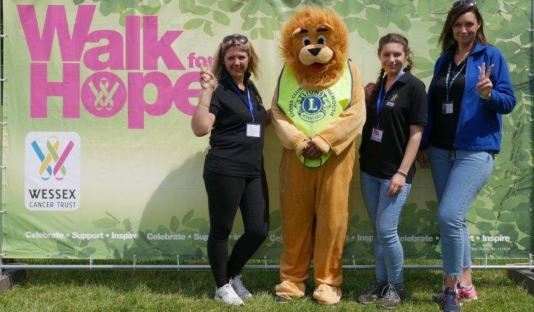 Walk for Hope – Volunteering – The Lions Club of Bournemouth